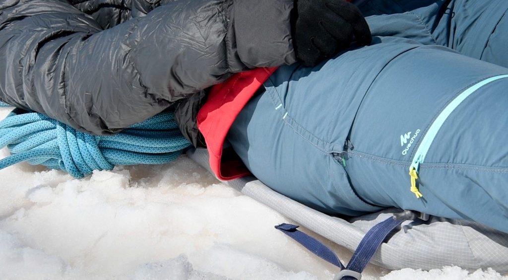 hypothermie chez un blessé